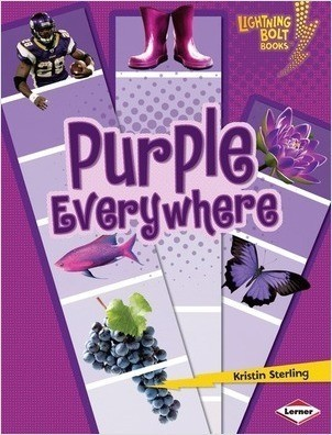 Cover: Purple Everywhere