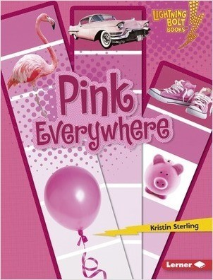 Cover: Pink Everywhere