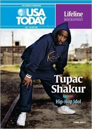 Cover: Tupac Shakur: Hip-Hop Idol