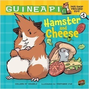 Cover: Hamster and Cheese: Book 1