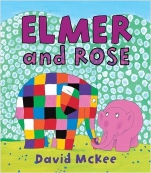 Cover: Elmer and Rose
