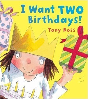 Cover: I Want Two Birthdays!