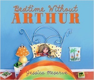 Cover: Bedtime Without Arthur
