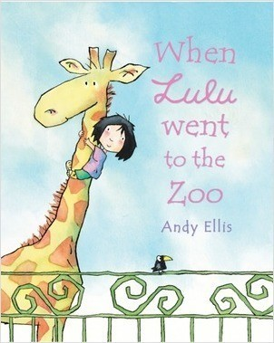 Cover: When Lulu Went to the Zoo