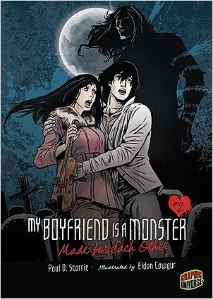 Cover: My Boyfriend Is a Monster — Library Bound Set