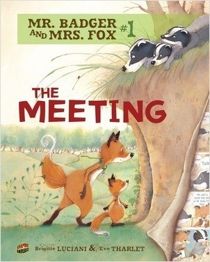 Cover: The Meeting: Book 1