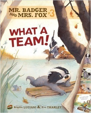 Cover: What a Team!: Book 3