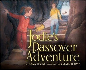 Cover: Jodie's Passover Adventure