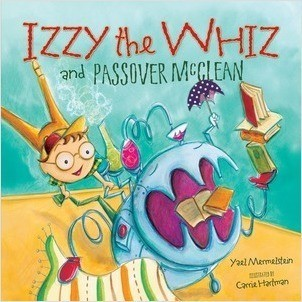 Cover: Izzy the Whiz and Passover McClean