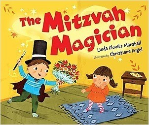 Cover: The Mitzvah Magician