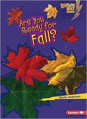 Cover: Are You Ready for Fall?