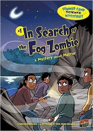 Cover: Summer Camp Science Mysteries — Library Bound Set
