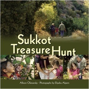 Cover: Sukkot Treasure Hunt