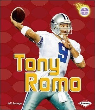 Cover: Tony Romo