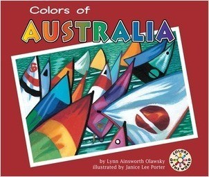 Cover: Colors of Australia