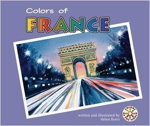 Cover: Colors of France