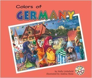 Cover: Colors of Germany