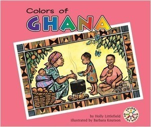 Cover: Colors of Ghana