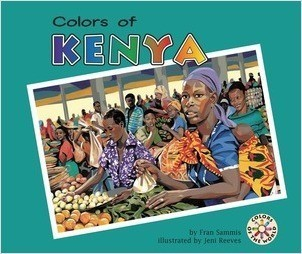 Cover: Colors of Kenya