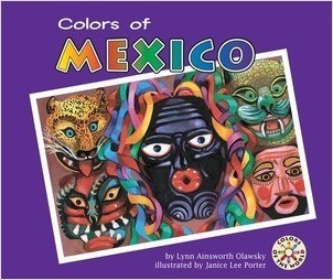 Cover: Colors of Mexico