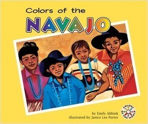 Cover: Colors of the Navajo