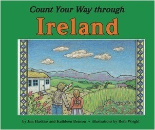 Cover: Count Your Way through Ireland