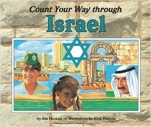 Cover: Count Your Way through Israel