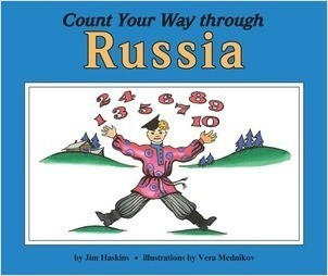 Cover: Count Your Way through Russia