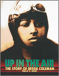Cover: Up in the Air: The Story of Bessie Coleman