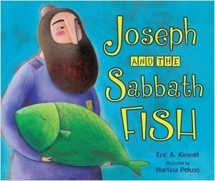 Cover: Joseph and the Sabbath Fish