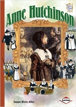 Cover: Anne Hutchinson