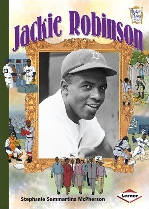 Cover: Jackie Robinson