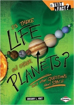 Cover: Is There Life on Other Planets?: And Other Questions about Space