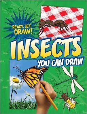 Cover: Insects You Can Draw