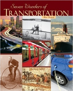 Cover: Seven Wonders of Transportation