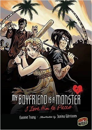 Cover: My Boyfriend Is a Monster Audisee® eBooks with Audio Bundle (Multi-User) — Audisee® eBook with Audio Set