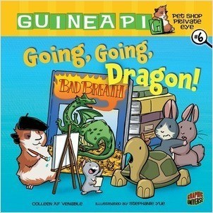 Cover: Going, Going, Dragon!: Book 6