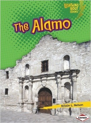 Cover: The Alamo