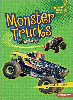 Cover: Monster Trucks on the Move