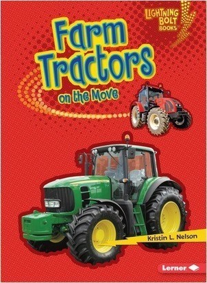 Cover: Farm Tractors on the Move