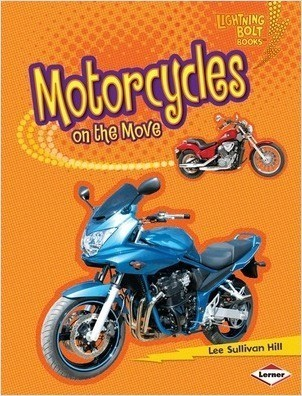 Cover: Motorcycles on the Move