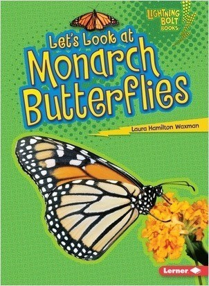 Cover: Let's Look at Monarch Butterflies