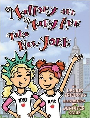 Cover: Mallory and Mary Ann Take New York