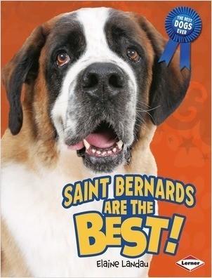 Cover: Saint Bernards Are the Best!