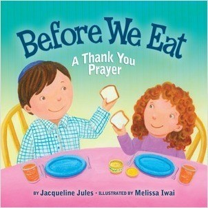 Cover: Before We Eat: A Thank You Prayer