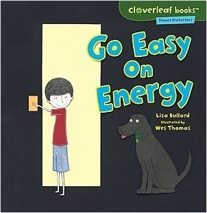 Cover: Go Easy on Energy