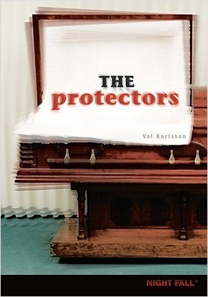 Cover: The Protectors