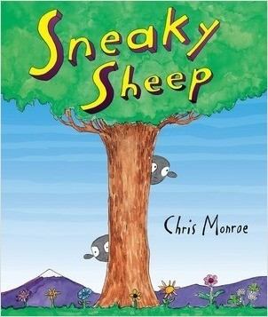 Cover: Sneaky Sheep