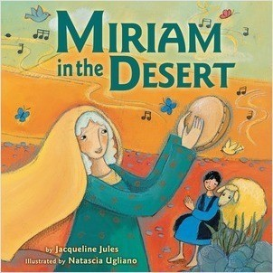 Cover: Miriam in the Desert