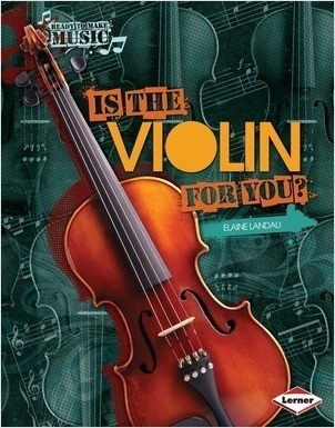 Cover: Is the Violin for You?